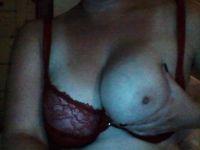 Webcamsex foto van krullebol